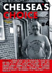 Chelsea's Choice No. 4, (Fanzine)  A4 + FLEXI 7inch Single