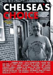 Chelseas Choice No. 4, (Fanzine)  A4 + FLEXI 7inch Single