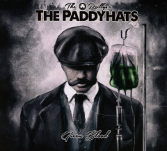 O'Reillys And The Paddyhats - Green Blood (CD) Digipac