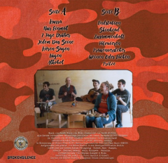 Oxo 86 - Fröhlich sein und singen (LP) pure black Vinyl 250 copies