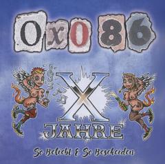 Oxo 86 - So beliebt und so bescheiden (LP) pure black Vinyl 250 copies