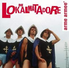 Lokalmatadore - Arme Armee (LP) limited 500 Vinyl