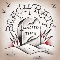 Beach Rats - Wasted Time (EP) limited brown Vinyl (Bad Religion)