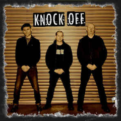 Knock off - This is who we are... (LP) black Vinyl