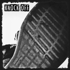 Knock Off - Like a Kick in the Head (LP) black Vinyl