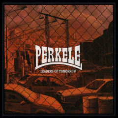 Perkele - Leaders of Tomorrow (LP) red Vinyl lim 500 + DC