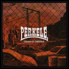 Perkele - Leaders of Tomorrow (LP)  black Vinyl lim 500 + DC