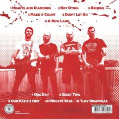 Clinch, the - Our Path is one (LP) Gatefolder black Vinyl + CD 200 copies