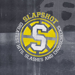 Slapshot - Greatest Hits, slashes, crosschecks (LP+EP) lim 500 black Vinyl