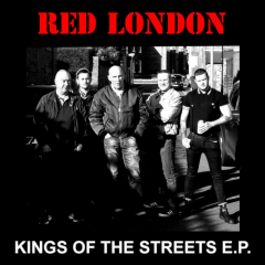Red London - Kings of the Streets (EP) 7inch Vinyl