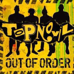 Topnovil - Out of Order (LP) colored Vinyl