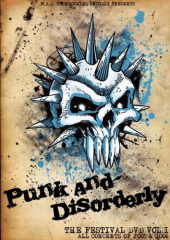 Punk & Disorderly (2 DVD) The Berlin Festival DVD, 62 Bands!