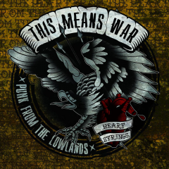 This means War - Heartstrings (LP) Bloodred Vinyl 200 copies