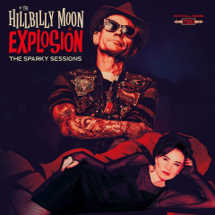 Hillbilly Moon Explosion, the - the Sparky Sessions (LP)