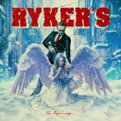 Rykers - The Beginning... (LP) limited Blue/White Vinyl