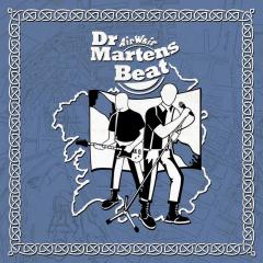 Dr. Martens Beat - Smash them Up (LP) black Vinyl + colored Magazine