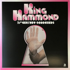 King Hammond -21st Century Scorchers (LP)