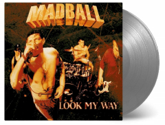 Madball - Look my way (LP) silver Vinyl limited