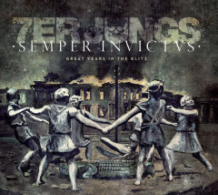 7er Jungs - Semper Invictus (2CD) limited 6page Digibook