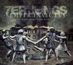 7er Jungs - Semper Invictus (BOX) Collectors Box, Do-CD, Bonus-CD, 3 Schnapsgläser, Öffner, Bierdeckel-Set