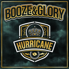 Booze & Glory - Hurricane (LP) limited black Vinyl