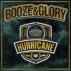 Booze & Glory - Hurricane (CD) limited Digipac