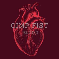 Gimp Fist - Blood (LP) Testpressung Einzelstück