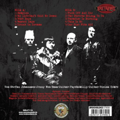 Bastardes - Drunk on Dreams (LP) TESTPRESSUNG