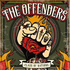 Offenders, the - The Class Of Nations (LP)