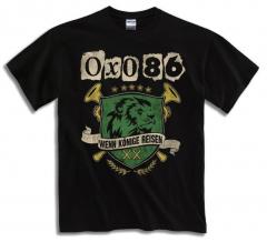 Oxo 86 - Wenn Könige reisen T-Shirt (black)