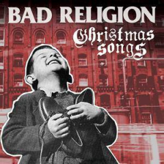 Bad Religion - Christmas Songs (LP) gold Vinyl limited