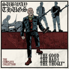Subway Thugs - the good, the bad and the thugly (2LP) oxblood Vinyl
