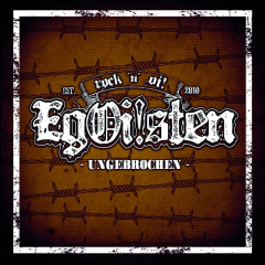 Egoisten - Ungebrochen (LP) black Vinyl 250 copies