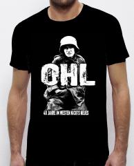 OHL - 40 Jahre im Westen nichts Neues (black) T-Shirt
