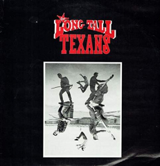 Long Tall Texans - Saints & Sinners (EP) lim black Vinyl 100 copies