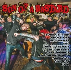 Sun of a Bastard Volume 12 (CD)