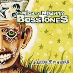 Mighty, Mighty Bosstones, the - A Jacknife to a Swan (LP) neonyellow Vinyl limited 100