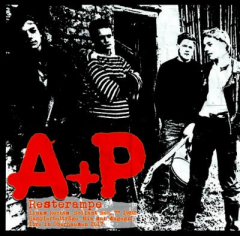 A+P - Resterampe (LP) 180gr. black Vinyl