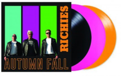 Richies - Autumn Fall (LP) limited pink Vinyl  + MP3