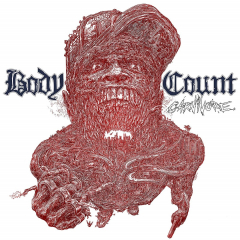 Body Count - Carnivore (LP+CD) Special Edition Gatefold black Vinyl+CD & LP-Booklet & Poster