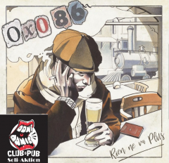 Oxo86 - Rien ne va Plus (CD) Digipac * Dont Panic  Club Soli-Aktion
