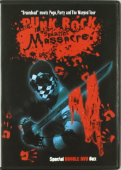 Punkrock Splatter Massacre (2 DVD) Special Edition