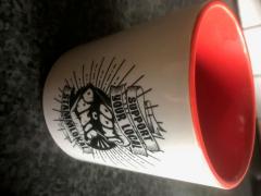 Don´t Panic Kaffee-Pot - Support your local Stammkneipe (Tasse mit Henkel) Keramik