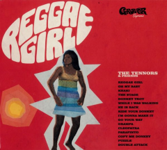 Tennors, the & friends  - Reggae Girl (LP) black Vinyl