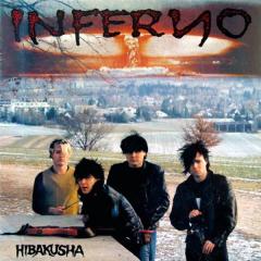 Inferno - Hibakusha (LP) colored Vinyl