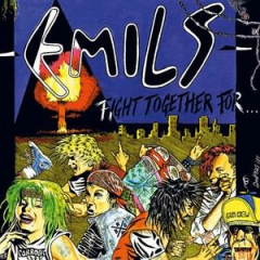 Emils - Fight together for (LP+EP) Luxury Edition + 4 Track unreleased Bonus 7inch
