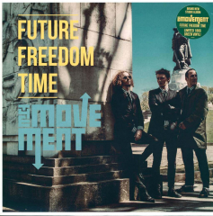 Movement, the - Future Freedom Time (LP) 180gr, black Vinyl limited