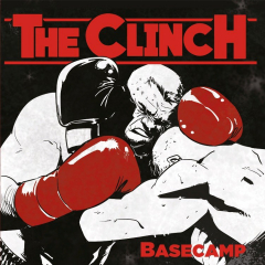 Clinch, the - Basecamp (LP) limited redblack swirled Vinyl 100 copies