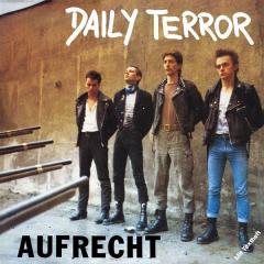 Daily Terror - Aufrecht (LP) lim. 400, black