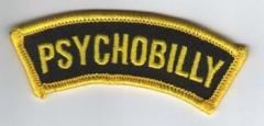 Psychobilly (Patch)